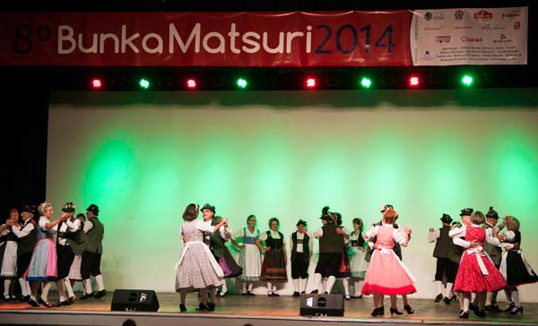 dança internacional