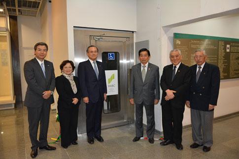 Diretoria do Banco Mitsui Sumitomo